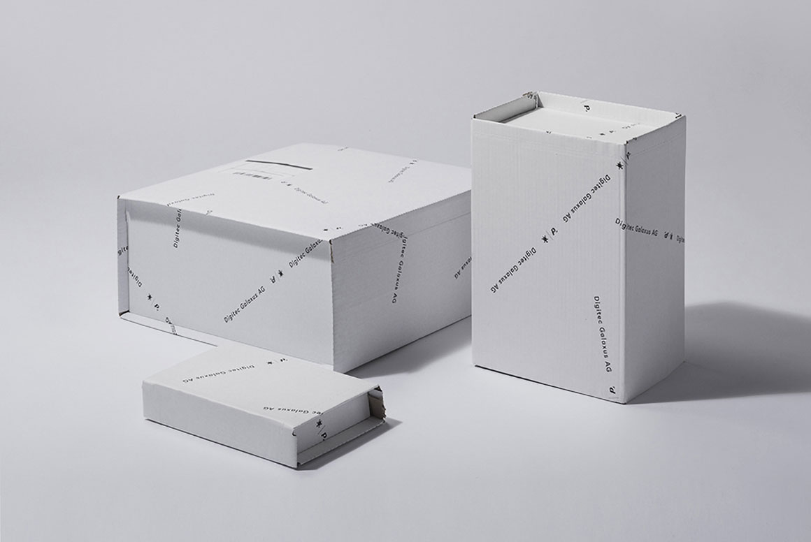 Packaging Rebrand: A System for Flexible Sizes